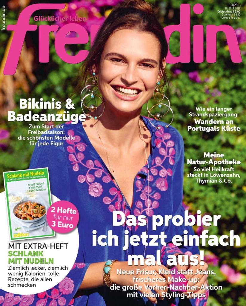 Freundin Magazine | June 19