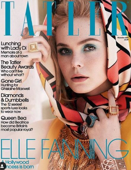 Tatler Magazine | October 19