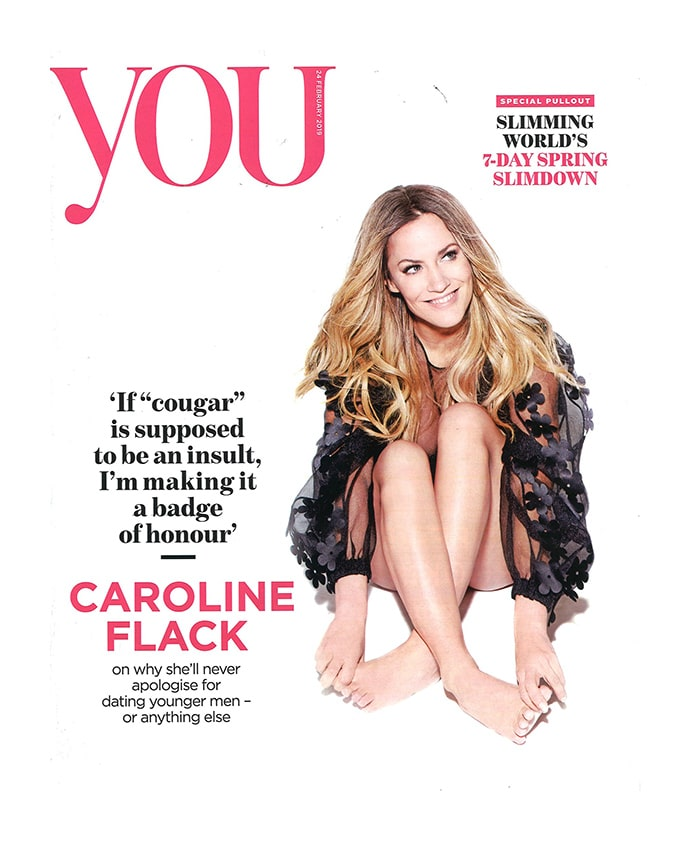 You Magazine 24th February cover