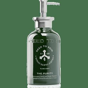 The Purity Detergente Mano e corpo